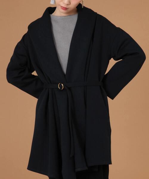 専門ショップ Soffitto/ビッグフードドレープコート(その他アウター)|soffitto(ソフィット)のファッション通販, モチヅキマチ:83ace3d2 --- steuergraefe.de