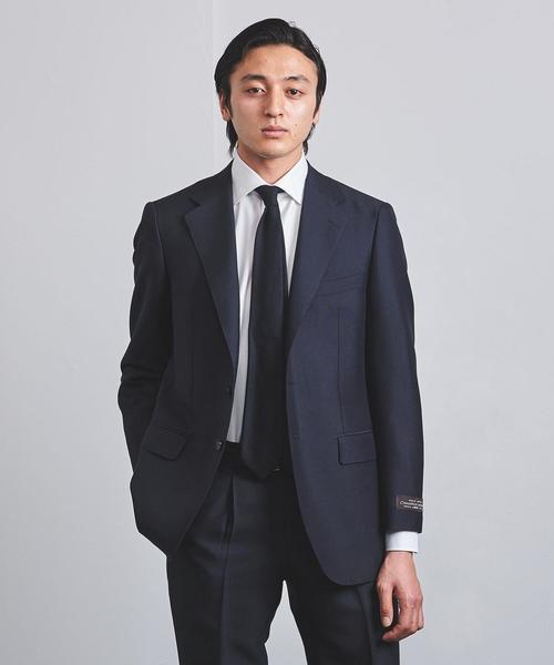 <SOVEREIGN(ソブリン)> ウール モヘヤ 3B スーツ