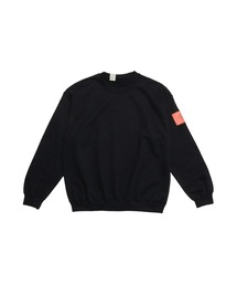 SPRING2021 CREW NECK SWEAT SHIRTブラック