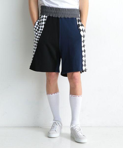 【オンラインショップ】 【セール】GOALKEEPER SWEAT SHORTS(パンツ) SWEAT|FACETASM(ファセッタズム)のファッション通販, 八戸市:38f523cc --- skoda-tmn.ru