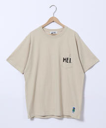 MEI(メイ)の【GO OUT7月号掲載】【女性にも人気】MEI(メイ)別注ポケットTシャツ(Tシャツ/カットソー)