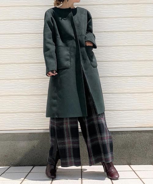 優れた品質 ecoムートンコーディガン(ムートンコート)|Q(キュー)のファッション通販, 大人かわいい/シャイニングピンク:c336d9bc --- genealogie-pflueger.de