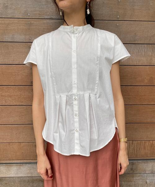 【CIENA】バックツイストビブシャツ