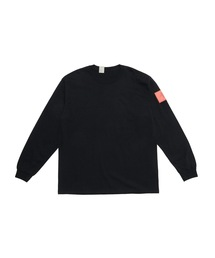 SPRING2021 CREW NECK LONG SLEEVE T-SHIRTブラック