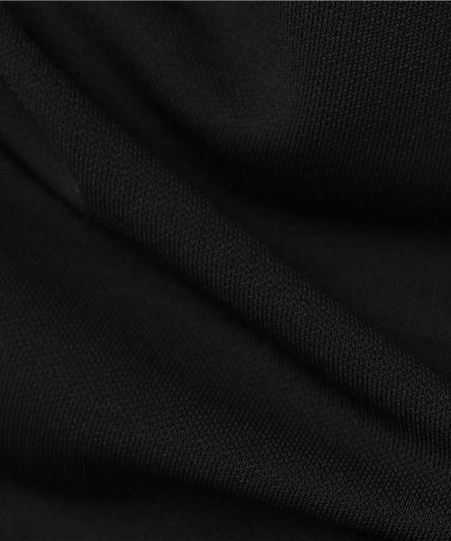 裾フレアープルオーバーカットソー