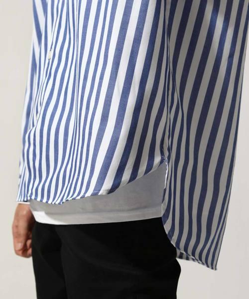 MADE IN JAPAN レギュラーカラーBIGシャツ
