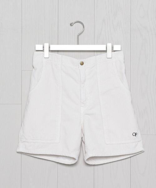 <Ocean Pacific × H>CORD SHORT PANTS/パンツ
