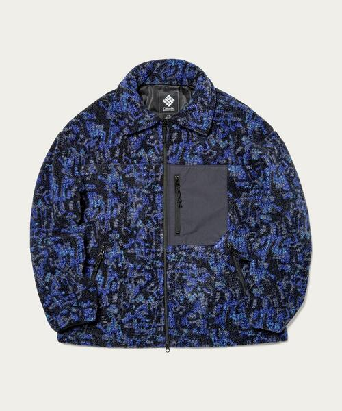 <Columbia Black label × monkey time> Pines to BasinTM Jacket/ブルゾン