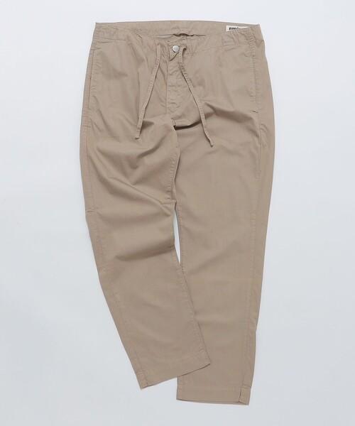 非常に高い品質 GROWN&SEWN: FEATHER FEATHER ドローストリング SHIPS パンツ(パンツ) GROWN&SEWN(グロウンアンドソーン)のファッション通販, LARA LILY:942fe9d3 --- pyme.pe