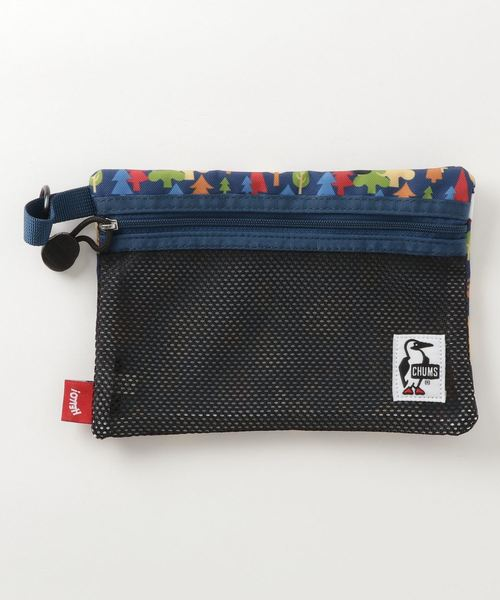 CHUMS(チャムス)の「Eco Flat Pouch S(A6)(ポーチ)」|その他