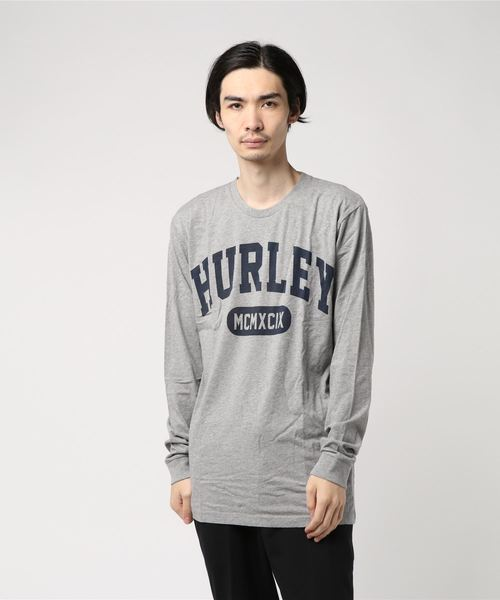 HURLEY1999 LONG SLEEVE TEE