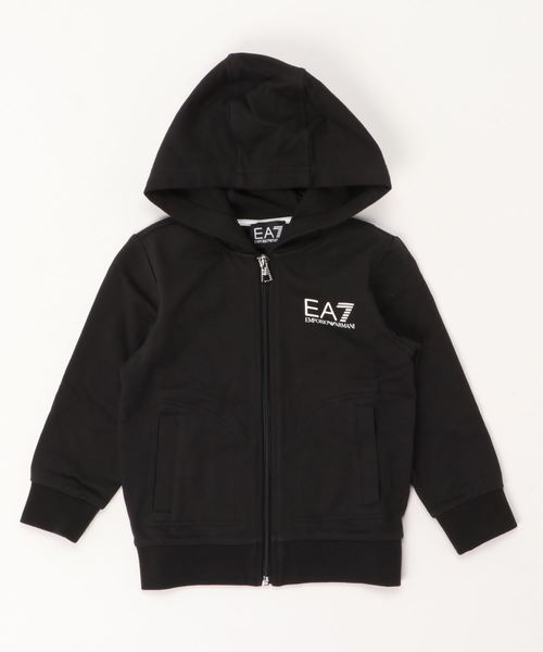 uk availability 3171c bd38d 【エンポリオ アルマーニ EA7】EA7ロゴ パーカー