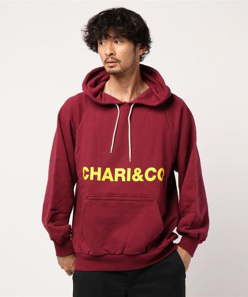 格安販売中 【セール】CHARI&CO BIGBOLDLOGO HOODIE SWEATS(パーカー) CHARI&CO(チャリアンドコー)のファッション通販, リットウシ:34851647 --- incredible-filmfest.de