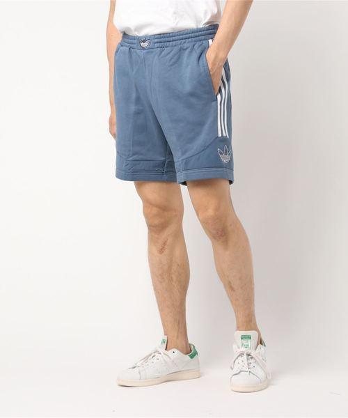 4291dd89068 adidas(アディダス)の「トレフォイル ショーツ [TS Trefoil Shorts] アディダスオリジナルス