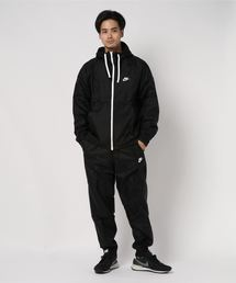 NIKE(ナイキ)のAS M NSW CE TRK SUIT HD WVN BV3026-010(ブルゾン)