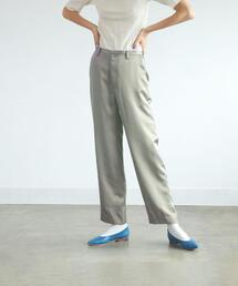 <Steven Alan>SATIN TROUSERS/パンツ