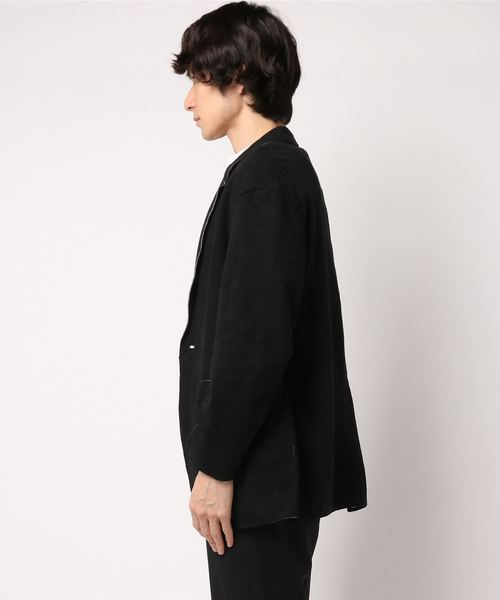 【REGIEVO】ドロップショルダージャケット ビッグシルエット オーバーサイズ