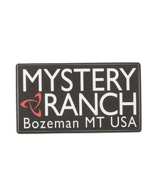 MYSTERY RANCH(ミステリーランチ)の「MYSTERYRANCH ミステリーランチ ヘリテージロゴステッカー(ステッカー/テープ)」