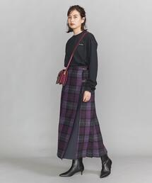 【別注】<O'NEIL of DUBLIN>キルトロングスカート