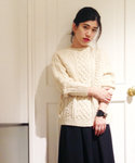 BLACK BY MOUSSY | Non-twist yarn knit(ニット・セーター)
