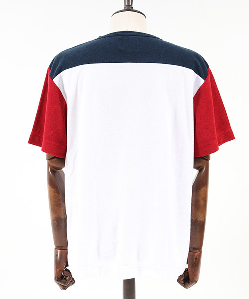 mt4785-3Color Pile Tee Tシャツ