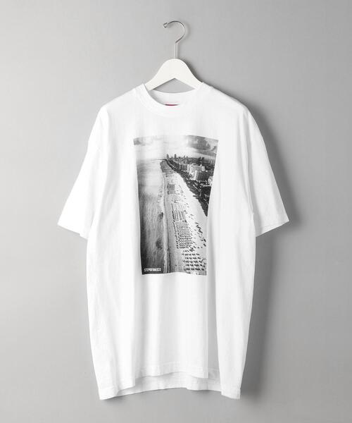【別注】 <VISUAL>  MIAMI PHOTO TEE/Tシャツ