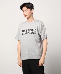 HYS SYMBOL Tシャツトップグレー
