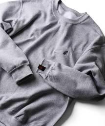 GRAMICCI (グラミチ)のGRAMICCI/グラミチ 別注刺繍LOGO SWEAT CREW NECK/ロゴスウェット(スウェット)