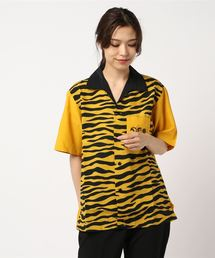HYSTERIC BOWLER pt 半袖ビッグボーリングシャツ