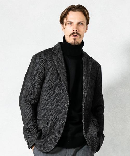 【送料無料/即納】  TOKYOネオツイードジャケット(テーラードジャケット)|UNITED TOKYO(ユナイテッドトウキョウ)のファッション通販, COLOR WARDROBE:167181a8 --- kredo24.ru