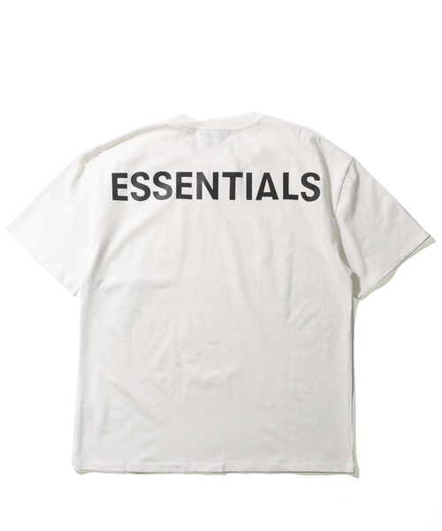 FREAK'S STORE(フリークスストア)の「WEB限定 FOG ESSENTIALS/エフオージーエッセンシャルズ BOXY SS Reflector T-SHIRTS(Tシャツ/カットソー)」|ホワイト