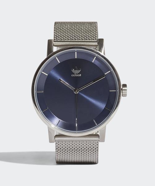 adidas(アディダス)の「腕時計 [DISTRICT_M1] アディダスオリジナルス(腕時計)」|シルバー系その他