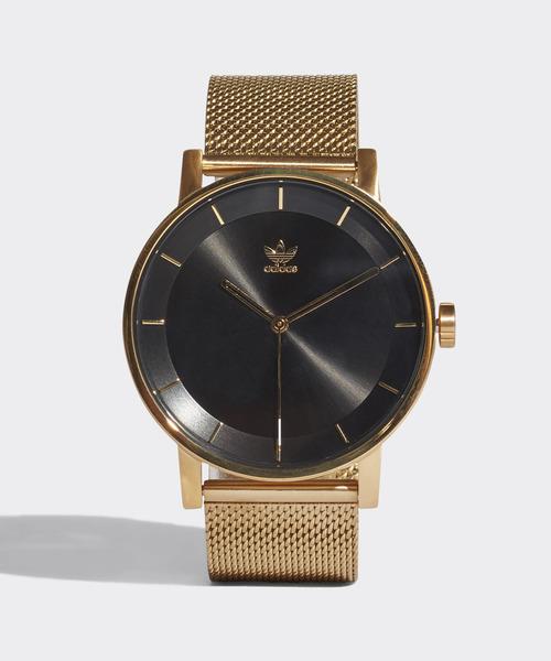 adidas(アディダス)の「腕時計 [DISTRICT_M1] アディダスオリジナルス(腕時計)」|ゴールド系その他