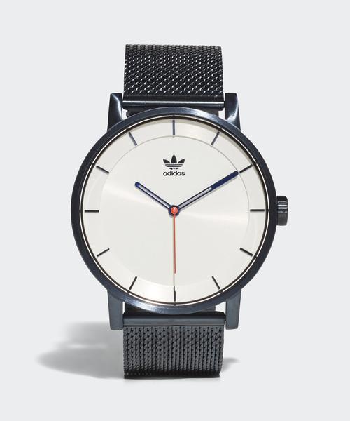 adidas(アディダス)の「腕時計 [DISTRICT_M1] アディダスオリジナルス(腕時計)」|ダークネイビー