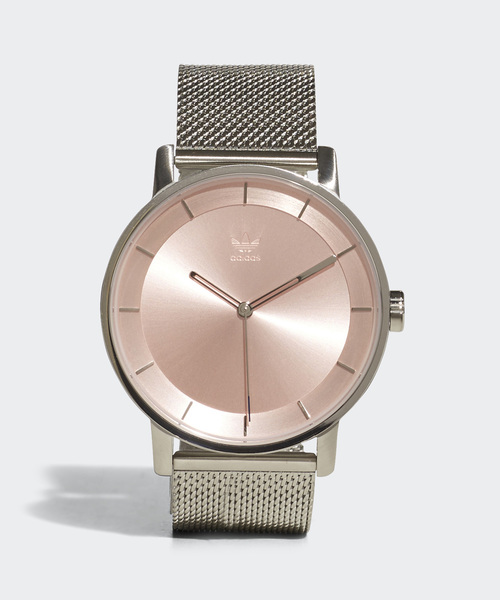 adidas(アディダス)の「腕時計 [DISTRICT_M1] アディダスオリジナルス(腕時計)」|シルバー系その他2
