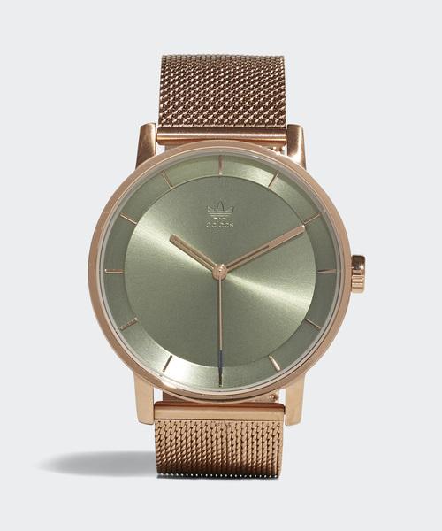 adidas(アディダス)の「腕時計 [DISTRICT_M1] アディダスオリジナルス(腕時計)」|ゴールド系その他3