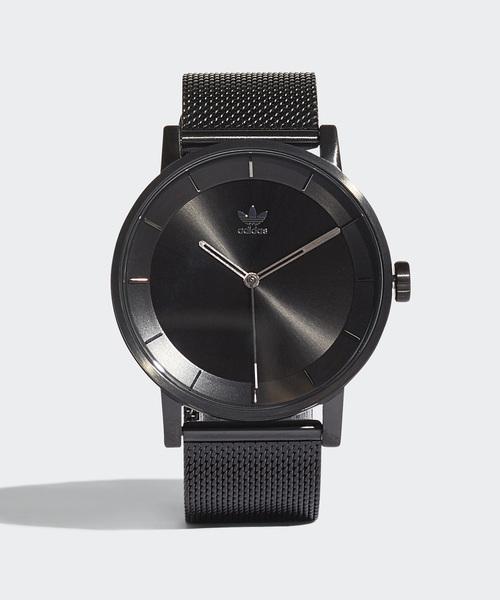 adidas(アディダス)の「腕時計 [DISTRICT_M1] アディダスオリジナルス(腕時計)」|ブラック