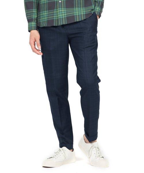 【人気沸騰】 GLEN CHECK CHECK Smith PANTS/ 192128 PANTS 373S(パンツ)|Paul Smith(ポールスミス)のファッション通販, ちくもう 手作りショップ:8a9cd874 --- 5613dcaibao.eu.org