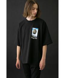 <RENE MAGRITTE>Directed by <monkey time> CASTLE T/Tシャツ