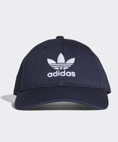 13b8ab2510f913 adidas(アディダス)のトレフォイル キャップ [TREFOIL CAP] アディダスオリジナルス(キャップ