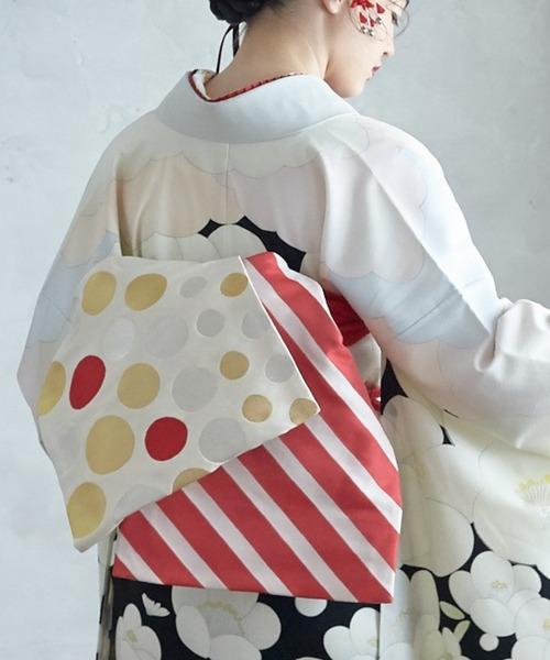 【クーポン対象外】 袋帯「happy dot袋帯」(和装小物)|ふりふ(フリフ)のファッション通販, ルーペの惑星:9be86972 --- tsuburaya.azurewebsites.net