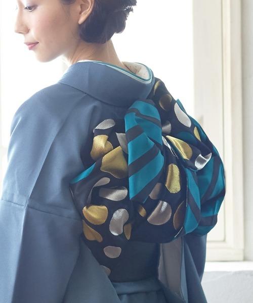 【レビューで送料無料】 袋帯「happy dot袋帯」(和装小物)|ふりふ(フリフ)のファッション通販, ピュアスマイル:f0f942ab --- tsuburaya.azurewebsites.net