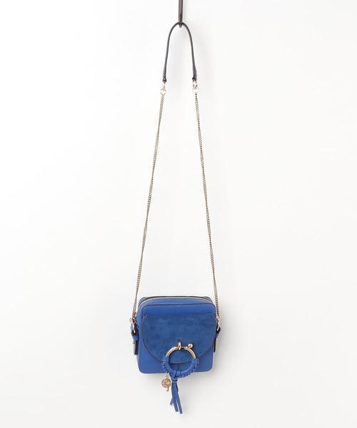 見事な JOAN ジョアン/ MINI ジョアン/ MINI CROSSBODY ミニクロスボディバッグ/ カメラバッグ(ショルダーバッグ)|SEE/ BY CHLOE(シーバイクロエ)のファッション通販, grand A(グランエー):aeee993a --- iodseguros.com.br