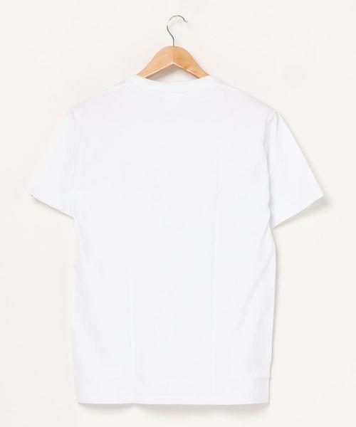 A BATHING APE(アベイシングエイプ)の「1ST CAMO COLLEGE MILO TEE M(Tシャツ/カットソー)」 詳細画像