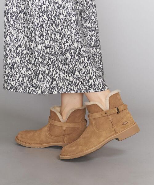 【WEB限定】<UGG(アグ)>ELISA ブーツ ◆