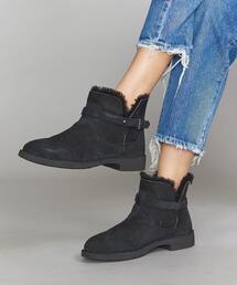 【WEB限定】<UGG®(アグ)>ELISA ブーツ