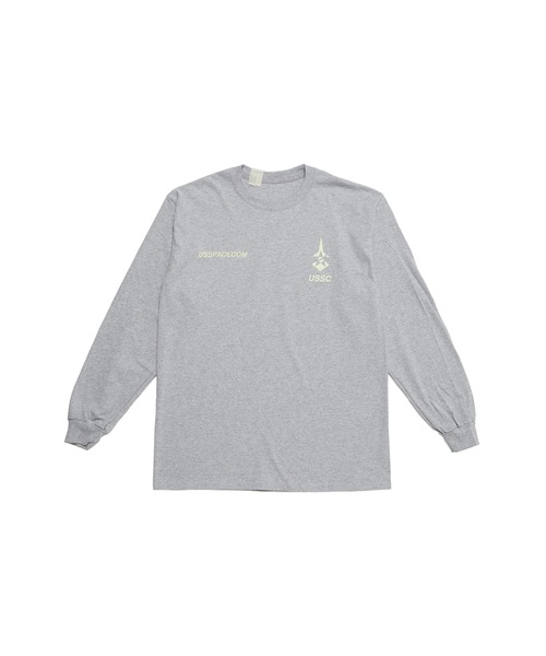 SPRING2021 CREW NECK LONG SLEEVE T-SHIRT