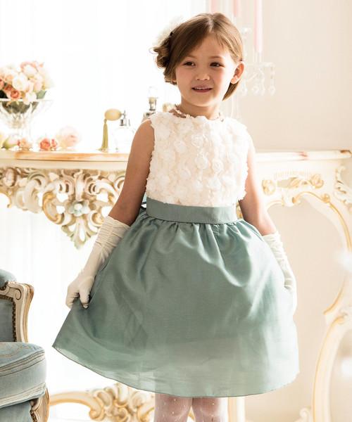 7a1a50cedd4f6 Catherine Cottage(キャサリンコテージ)のローズパーティーキッズドレス(ドレス)