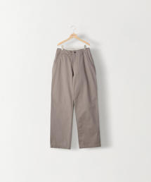 <E.TAUTZ > CORE FIELD TROUSERS CHINO/パンツ