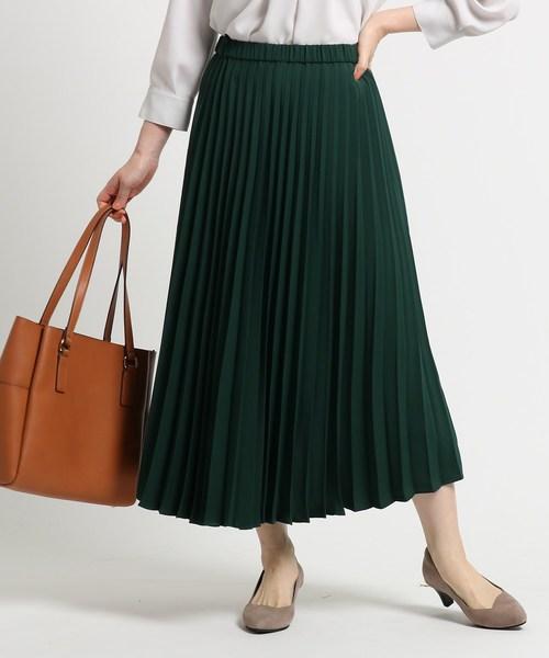 品質保証 【STORY10月号掲載】マットサテンプリーツスカート(スカート)|Reflect(リフレクト)のファッション通販, fusion&SUN:e0703f18 --- theothermecoaching.com